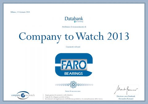 Company to Watch 2013